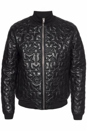 Embroidered bomber jacket od Givenchy