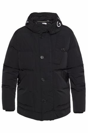Quilted down jacket od Givenchy