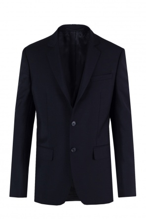 Notched lapels blazer od Givenchy