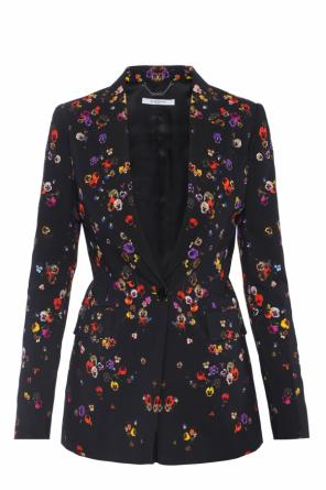 Patterned blazer with notch lapels od Givenchy