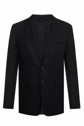 Blazer with notch lapels od Ann Demeulemeester