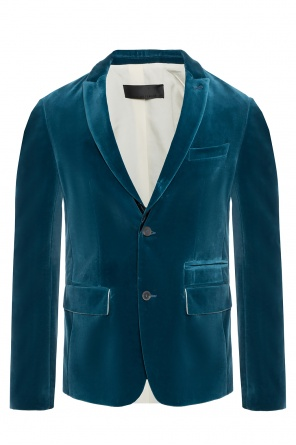 Blazer with peak lapels od Haider Ackermann