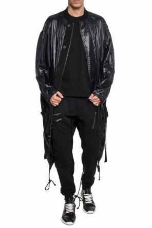 Rain jacket with hood od Haider Ackermann