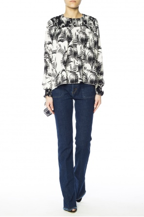Patterned top od Sonia Rykiel