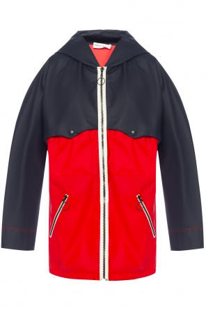 Long hooded jacket od Sonia Rykiel