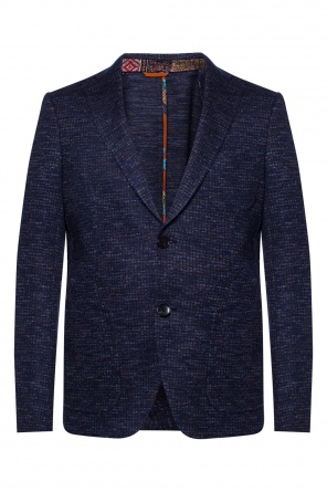 Patterned blazer od Etro