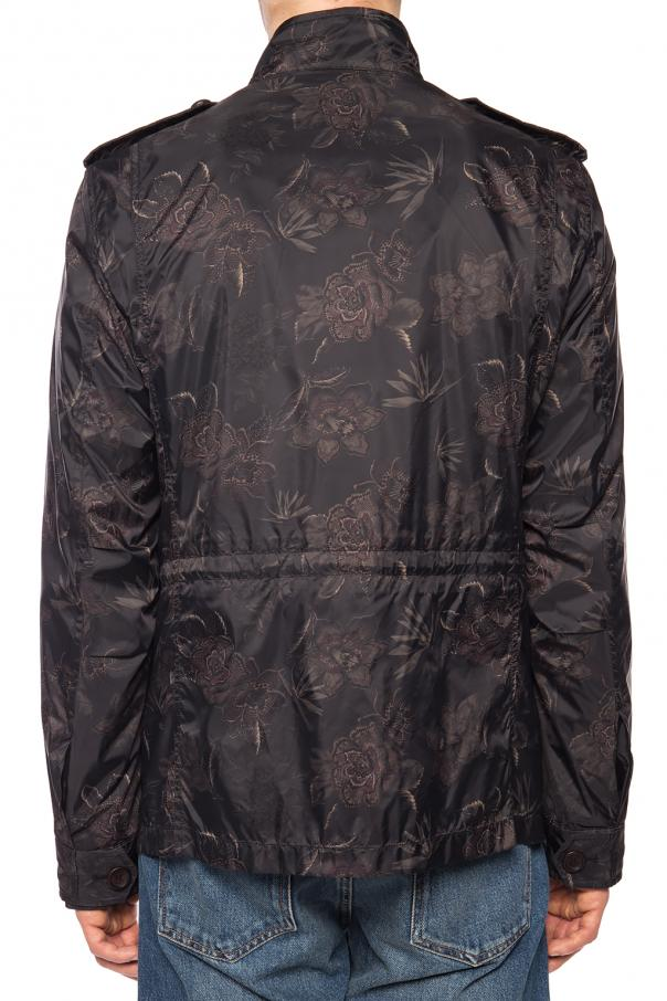 Floral-printed jacket od Etro