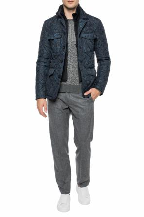 Quilted jacket with padding od Etro