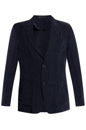Patterned blazer od Giorgio Armani