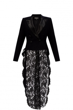 Blazer with lace trim od Ann Demeulemeester