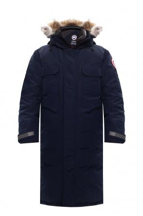 'updated westmount' down coat od Canada Goose
