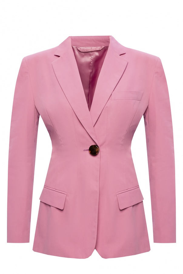 The Attico Blazer with notched lapels