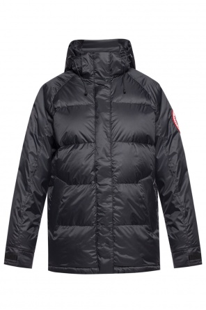 Quilted jacket with detachable hood od Canada Goose