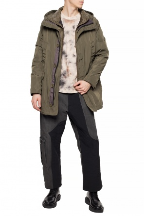 Two-layered jacket od Yves Salomon
