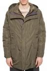Yves Salomon Two-layered jacket
