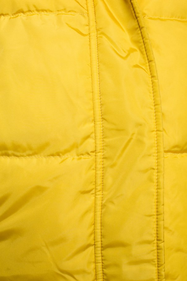 Quilted down jacket od Yves Salomon