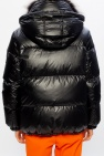 Yves Salomon Hooded down jacket