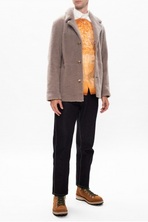 Reversible fur coat od Yves Salomon