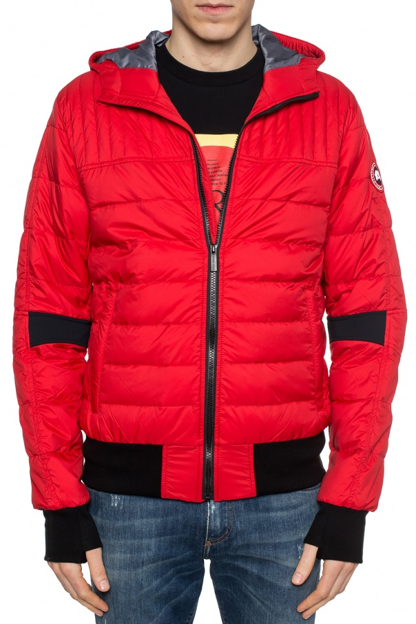 'cabri' quilted down jacket od Canada Goose