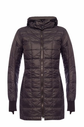 'ellison' asymmetrical jacket od Canada Goose