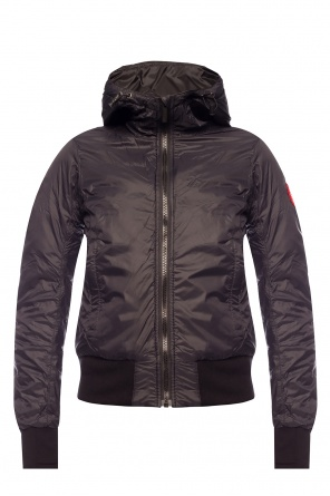'dore hoody r' down jacket od Canada Goose