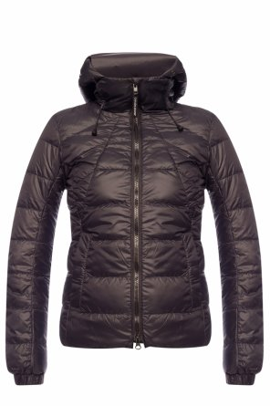 'abbott hoody' quilted jacket od Canada Goose