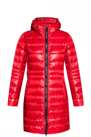 Quilted down coat od Canada Goose