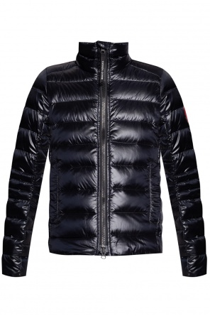 Quilted down jacket od Canada Goose