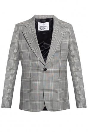 Notch lapel blazer od Vivienne Westwood