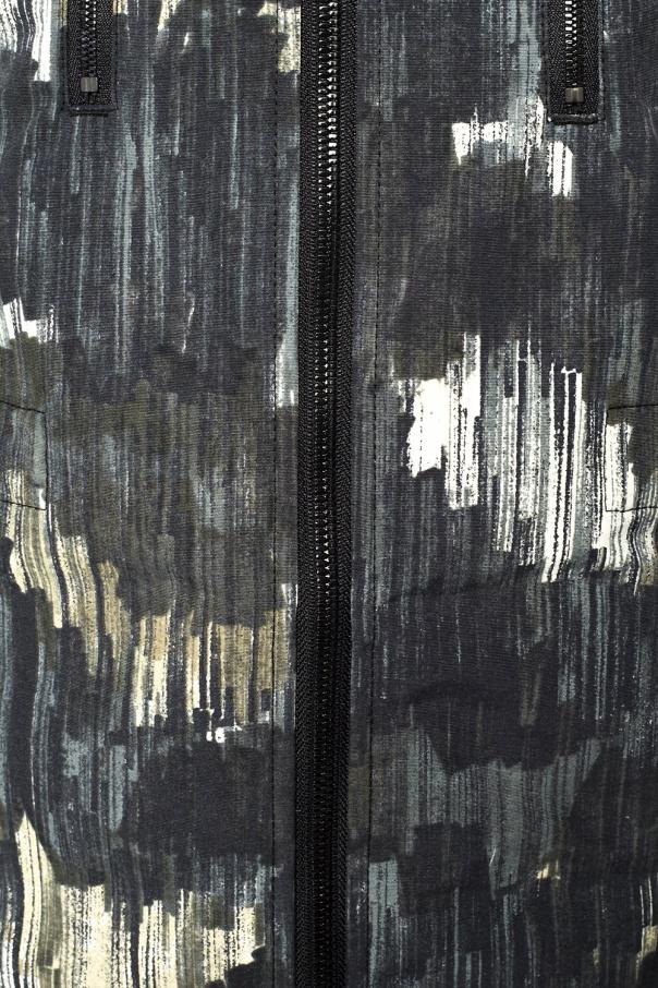 'brossard' drawstring jacket od Canada Goose
