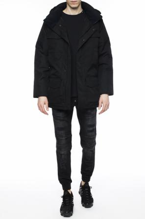 Jacket with detachable hood od Canada Goose