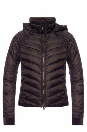 'hybridge base' quilted jacket od Canada Goose