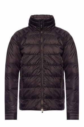 'marine' quilted jacket od Canada Goose