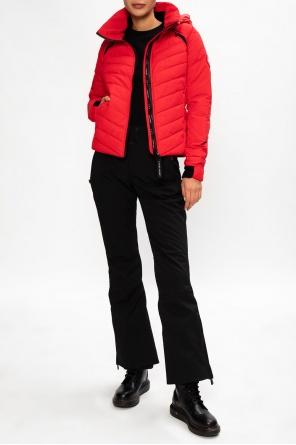 'hybridge' logo-patched jacket od Canada Goose