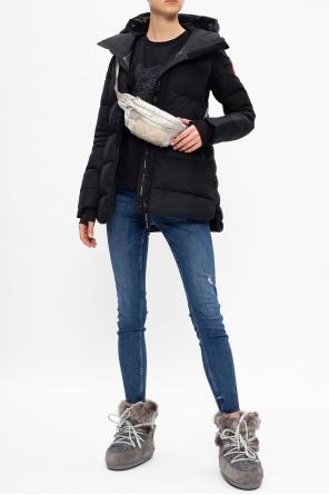 'hybridge' down coat od Canada Goose