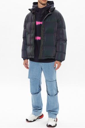 Reflective jacket od MSGM