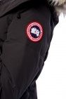 Canada Goose 'Shelburne' logo-patched jacket