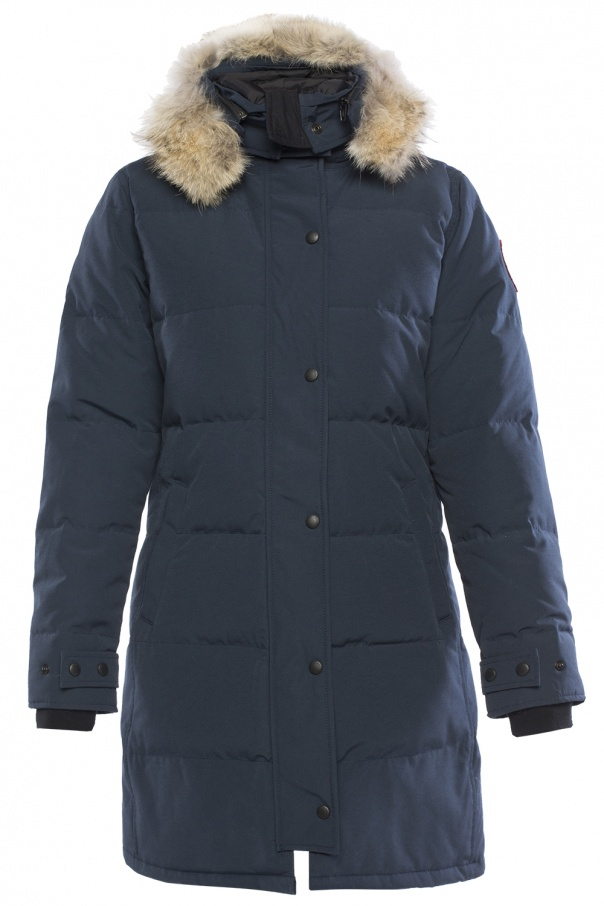 Canada Goose Hooded quilted jacket