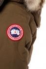 Canada Goose 'Shelburne' logo-patched jacket