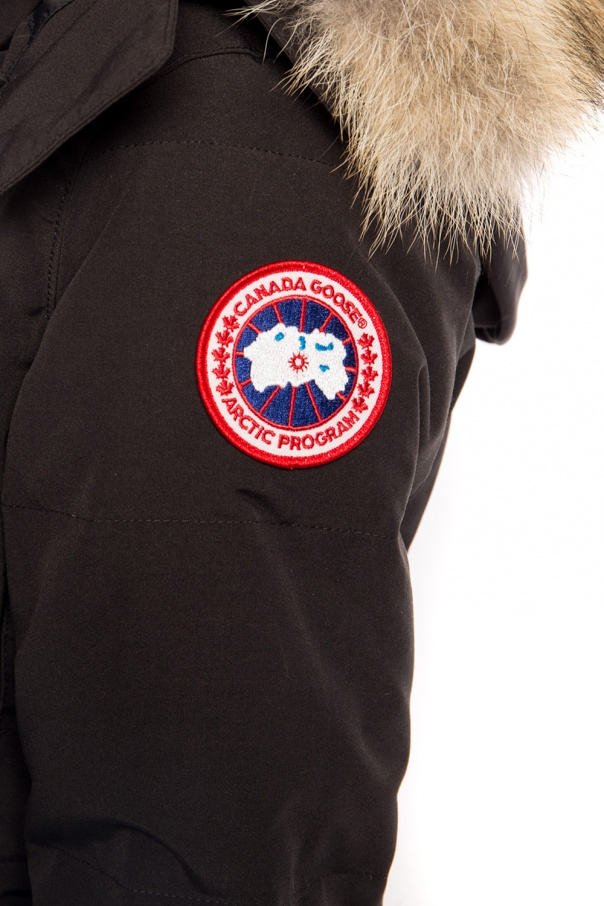'chelsea' logo-patched jacket od Canada Goose