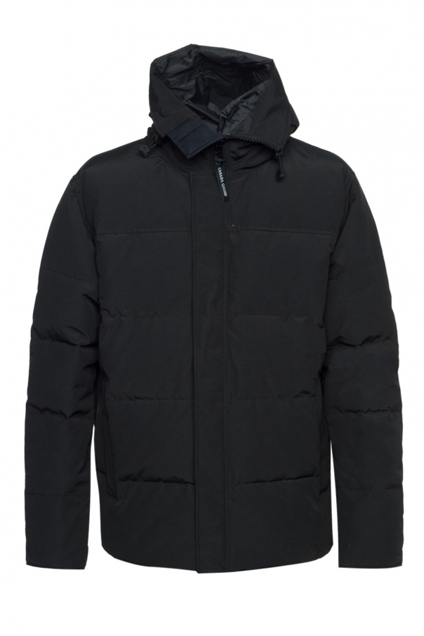 Canada Goose 'Macmillan' hooded quilted jacket