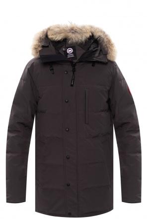 'carson' down jacket od Canada Goose