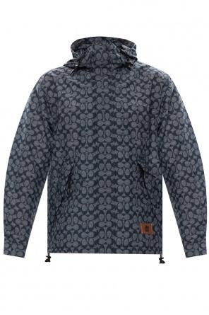 Hooded jacket od Coach