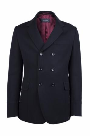 Button fastening jacket od Gucci
