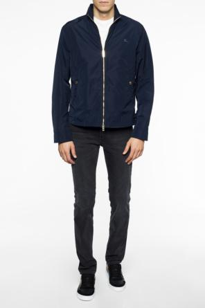Logo jacket od Burberry