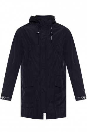 Hooded jacket od Emporio Armani