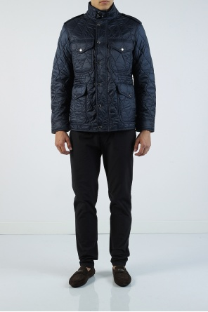 'garrington' quilted jacket od Burberry