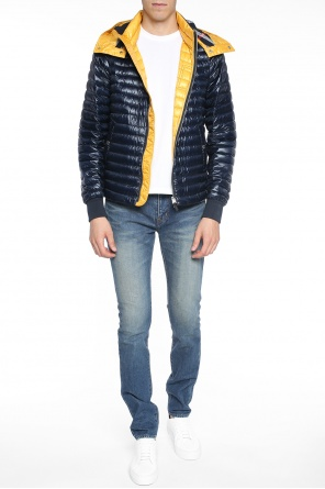 Quilted jacket with detachable hood od Burberry