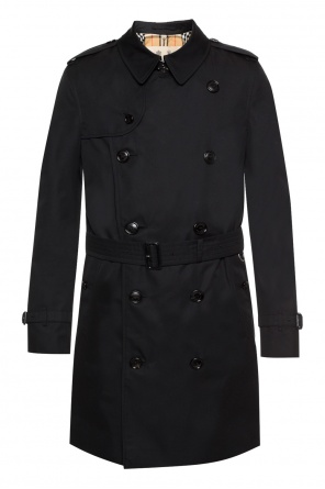 'chelsea' double-breasted trench coat od Burberry