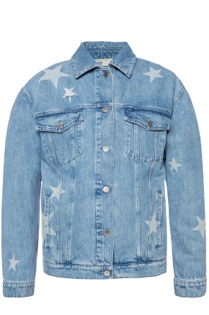 Denim jacket with pockets od Stella McCartney